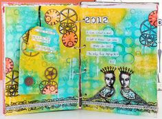 inspiredtomake - Resolutions Recorded by Kate Crane