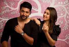 The combination of actors itself has been making the excitements get beyond the usual paradigms in 'Bogan'. The film marks the comeback of Jayam Ravi and Hansika Motwani together for the third time after the grand success of movies like 'Engeyu...