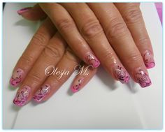 Delicate Pink French - Nail Art Gallery