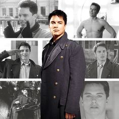 You might notice I'm pinning things twice, but I can't decide which board to put some pictures! Decided this belonged to Torchwood- though some of it is Who scenes- however, thought you guys might want. ;]