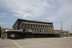 Nádraží / Rail Station Ostrava - Vítkovice