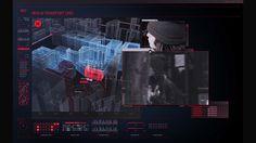 Hitman: Agent 47 screen graphics, VFX and logo on Behance