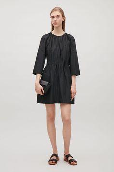 COS   Dress with elastic waist