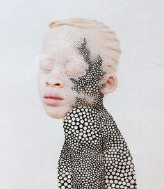 Alana Dee Haynes 'Oceane'- mixed media, 2013