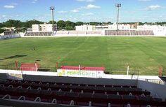 Estádio Estrela D'Alva - Bagé (RS) - Capacidade: 10 mil - Clube: Guarany