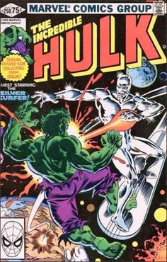 The Incredible Hulk #250 - The Monster!, 1st appearance Sabra