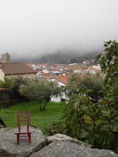 El Real de San Vicente (Toledo) - La silla del tiempo...
