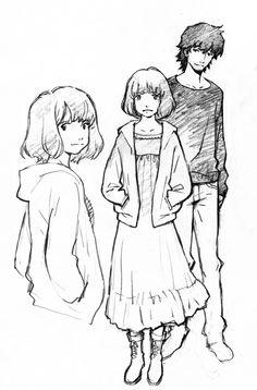 貞本義行 イラスト サマーウォーズ - Google 検索