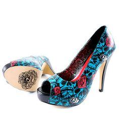 e303031839ab punk shoes for girlz - Google Search Punk Shoes