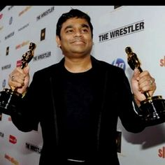 Grammy and Academy Award winning musician A.R.RAHMAN