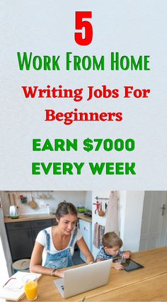"I'm going to show you 5 different websites that pay you at least $150 per article. And they pay you via PayPal. So if you're someone who's into coding, you can write for a website called real Python.com. So today I am going to reveal 5 ""Work From Home Writing Jobs For Beginners."" You can earn up to $600 for writing a single article. #workfromhome #workfromhomemom #workfromhomedad #workfromhomemoms #workfromhomejob #workfromhomelife #workfromhomemum #workfromhomemommy #workfromhomeday"