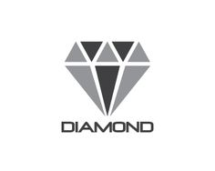 25+ Beautiful Diamond Logos For Inspiration | Diamond logo, Logos ...