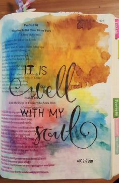 Ideas For Painting Love Word Bible Verses Bible Journaling For Beginners, Bible Study Journal, Scripture Study, Bible Art, Bible Verse Painting, Scripture Doodle, Scripture Journal, Bible Drawing, Bible Doodling