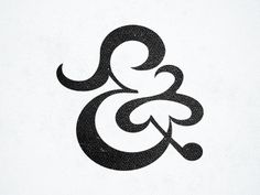 ampersand by Brenton Rawlinson I see a mother and child...tattoo..