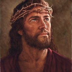 Thy Will Be Done, Painting by Del Parson | Jesus Christ | Church of Jesus Christ | Latter Day Saint | LDS | Christian Artwork | Come Follow Me | The Church Of Jesus Christ of Latter Day Saints | Come Unto Christ | Inspiration #jesuschrist #churchofjesuschrist #sharegoodness #latterdaysaint #lds #comefollowme #wellwithinher