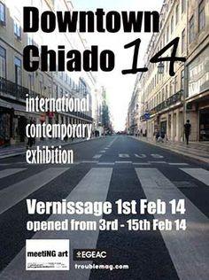 Lisbon art events. DC 14 at meetiNG art gallery | Yareah Magazine http://www.yareah.com/2013/11/17/2587-lisbon-art-events-dc-meeting-art-gallery/