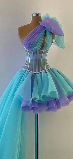 Purple Dress, Fancy Dress, Fashion Illustration Dresses, Ice Skating Dresses, Herve Leger, Dance Outfits, Dance Costumes, Costume Design, Ideias Fashion
