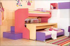 Bunkbeds+desk?