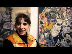 New American Paintings x Future Shipwreck: Iva Gueorguieva