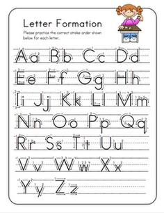 Homework Folder - Letter formation, numbers, shapes, colors, etc. Writing Folders, Homework Folders, Homework Binder, Writing Assessment, Teaching Tools, Teaching Resources, Writing Resources, Writing Skills, Learning Activities