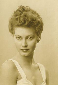 Ava Gardner, Johnston Co., NC