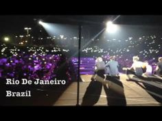 One Direction Band South American Tour diary 2014 - YouTube / Argentina ♥