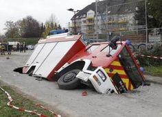 Fire Dept, Fire Department, Ambulance, Cement Mixer Truck, Police Humor, Train Truck, Fire Equipment, Truck Art, Emergency Vehicles