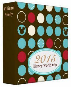 Disney World binder builder   100+ free downloads from WDWPrepSchool.com - definitely worth the organization