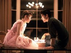 One of the best movie scenes of all time.  :) Sixteen Candles