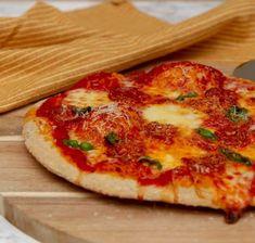 """Alt i ett"" kremet kyllinggryte Chorizo, Vegetable Pizza, Cheese, Vegetables, Food, Essen, Vegetable Recipes, Meals, Yemek"