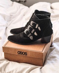 41d981ca717 Asos western boots in very good condition. Click for more or visit https