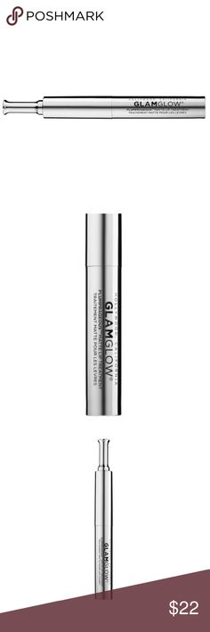 New GlamGlow Plumprageous Matte Lip Treatment New Full-Size GlamGlow PLUMPRAGEOUS Matte Lip Treatment. Sephora Makeup