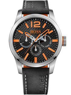 Hugo Boss Orange 1513228 Paris Multieye 3ATM 47mm Cod produs: mid-16251  Acum: 728,89 lei Pret recomandat*: 767,25 lei