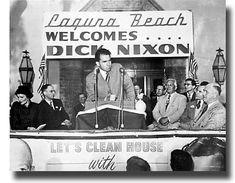 1952 Presidential Campaign in Laguna Beach! Laguna Beach, Campaign