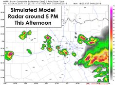 Isolated strong thunderstorms are possible after 3 PM from the Texas Panhandle and West Texas east through the Big Country, North Texas, and East Texas. While widespread severe weather is not expected we could have a few severe wind gusts. Any storm will produce dangerous lightning. Most firework shows tonight will be good to go, but a few may have to deal with mother nature's own fireworks. We'll keep an eye on trends and post updates throughout the day. #txwx