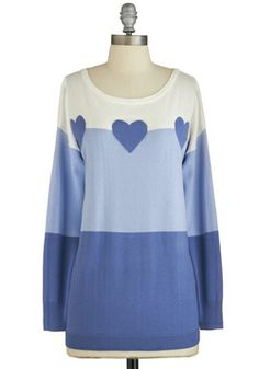 Cool Love Sweater, #ModCloth
