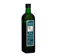 Aceite de oliva virgen extra de producción ecológica con Denominación de Origen Priego de Córdoba. Es un aceite coupage de aceitunas picudo, hojiblanca y picual. Frutado medio con tonos a higuera y almendra, y de sabor equilibrado entre picante, amargo y dulce. http://olivadelsur.com/es/inicio/88-eco-vizcantar-cristal-750-ml.html