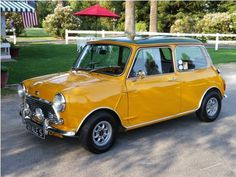 Classic Mini News and information Classic Mini, Classic Cars, Mini Copper, Mini S, Small Cars, Nice Cars, Old And New, Product Design, Luxury Cars