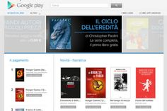 Google Play releases books in Italian