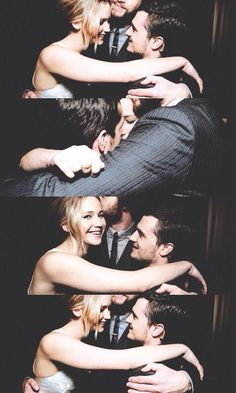 Discovered by Find images and videos about the hunger games, Jennifer Lawrence and josh hutcherson on We Heart It - the app to get lost in what you love. Divergent Hunger Games, Hunger Games Memes, Hunger Games Cast, Hunger Games Fandom, Hunger Games Trilogy, Josh And Jennifer, Katniss And Peeta, Katniss Everdeen, Mockingjay