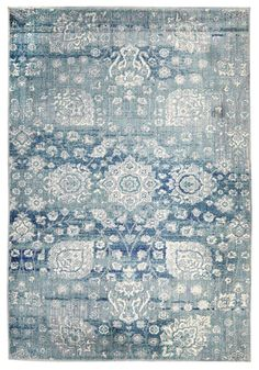 Concepts Collection 508 Blue Rug