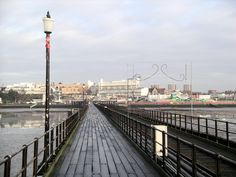 Southend Pier - many memories of walking up & down the pier to go dancing at the Golden Horseshoe which was at the end