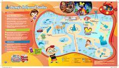 Walt Disney World Maps for Kids • TheMouseForLess