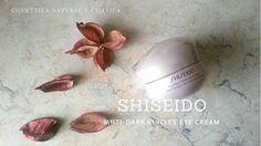 Read more on my blog 👉 Shiseido: Anti-Dark Circles Eye Cream  http://cosmeticanaturalyasiatica.blogspot.com/2017/04/shiseido-anti-dark-circles-eye-cream.html?utm_campaign=crowdfire&utm_content=crowdfire&utm_medium=social&utm_source=pinterest