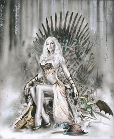 New fantasy art women pin up game of thrones ideas Arte Game Of Thrones, Game Of Thrones Artwork, Game Of Thrones Dragons, Fantasy Art Women, Dark Fantasy Art, Fantasy Girl, Dark Art, Fantasy Drawings, Fantasy Artwork