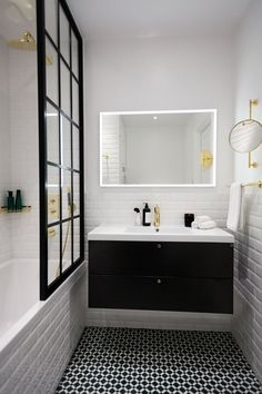 BEFORE & AFTER – THE BATHROOM