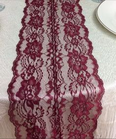 5ft-burgundy-wine-lace-table-runner-wedding-table-runner-8in-wide-x-60in-long-table-overlay-wine-burgundy-wedding-decor.jpg (287×343)