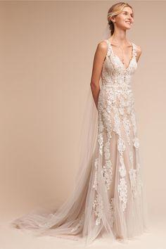 BHLDN Monarch Gown  in  Bride Wedding Dresses Preorder Gowns | BHLDN