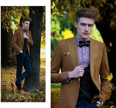 Mens victorian inspired fashion