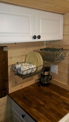 Cheap And Easy Ways To Organize Your RV Camper Van 39